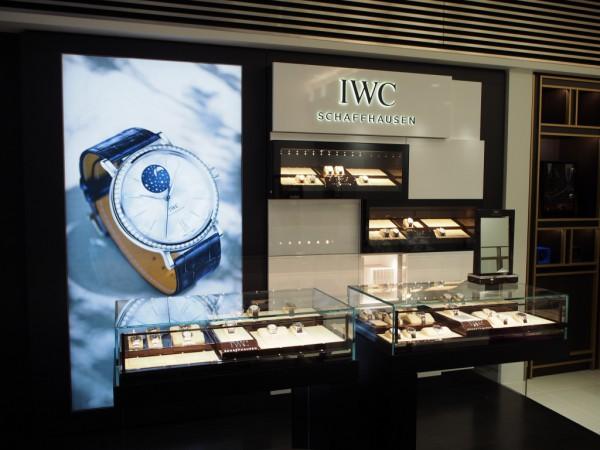 『IWC』 鹿児島店 正規取扱いブランド⑥