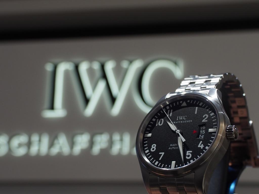 大人気シリーズIWC パイロット・ウォッチ・マークⅩⅦ(17)