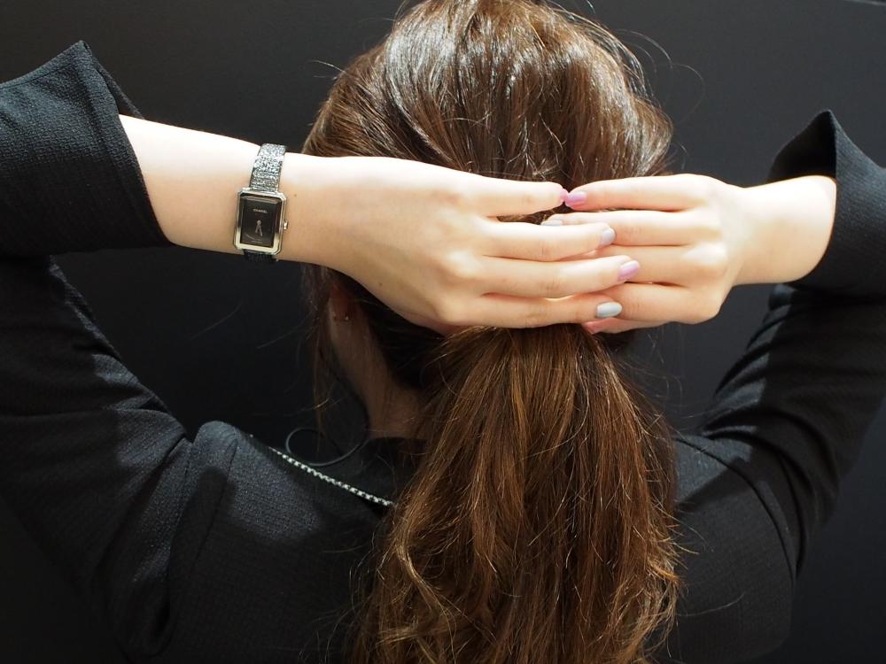 女性に一生物の時計を・・・スタッフ内田のおすすめはこちらです!