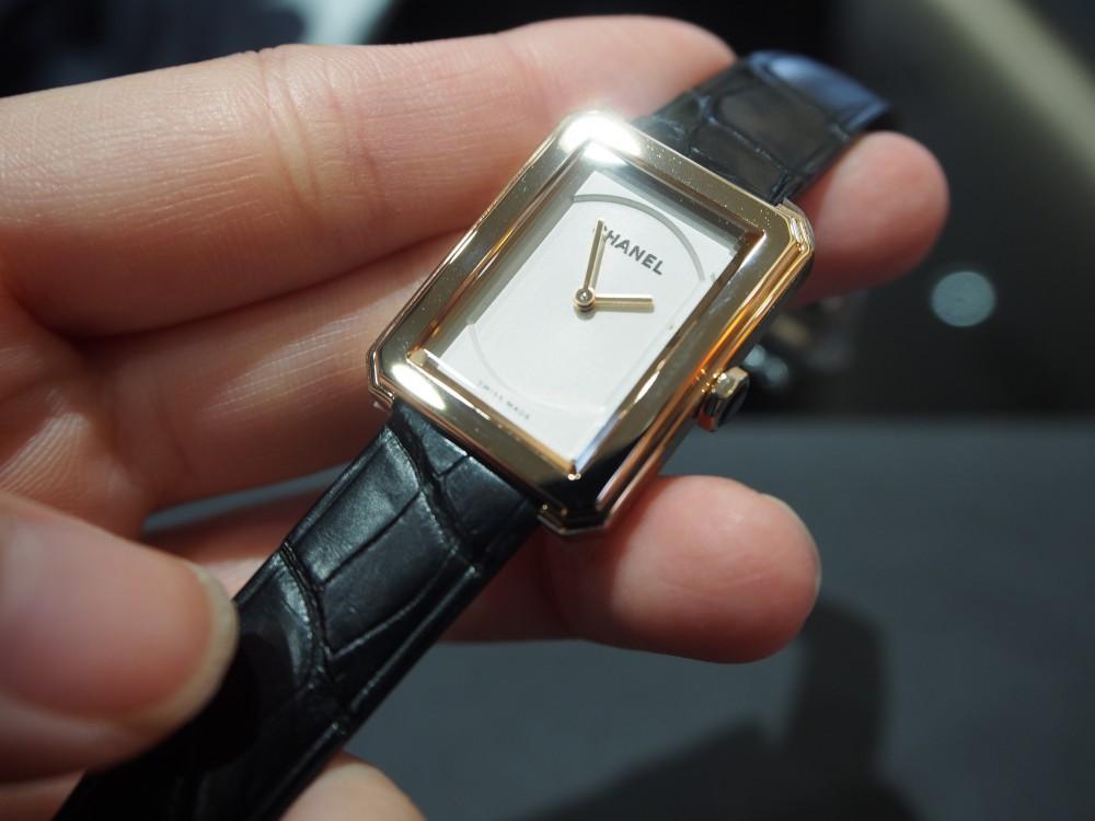 不変のスタイルを生み出すシャネルの力作!一生モノにできる時計「ボーイフレンド」