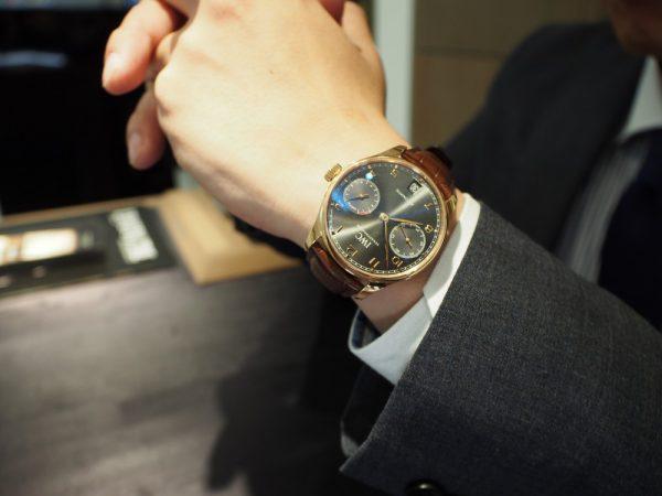 意外と気になる!?スタッフの私物時計を紹介!!~part3