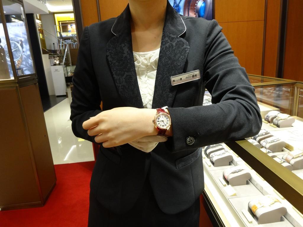 新人スタッフのオススメ時計