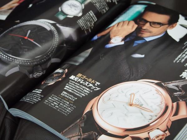 一目で魅せる遊び時計が欲しいっ!!~クォーツ時計から機械式時計まで~