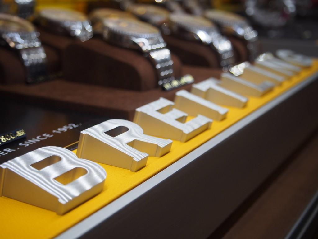 【BREITLING】「クロノマット 44 カーボンダイヤル」日本特別モデル店頭でご覧頂けます!