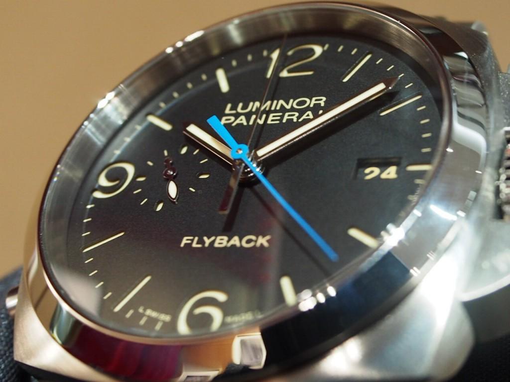 PANERAI / Luminor 1950 3 Days Chrono Flyback Automatic Acciaio – 44mm PAM00524