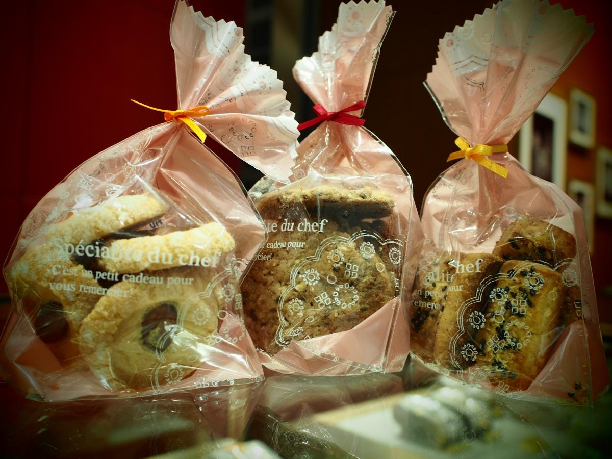【京都】パティスリー フレシュールのクッキー、差し入れにいただきました♪