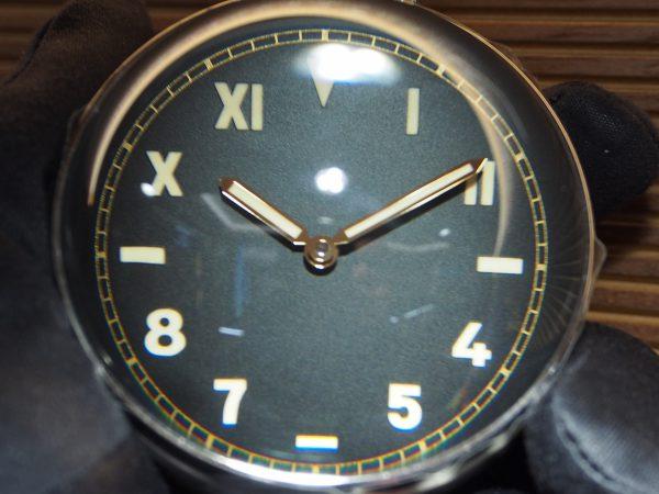 【PANERAI COLLECTION】パネライの置時計、インテリアにいかがですか?