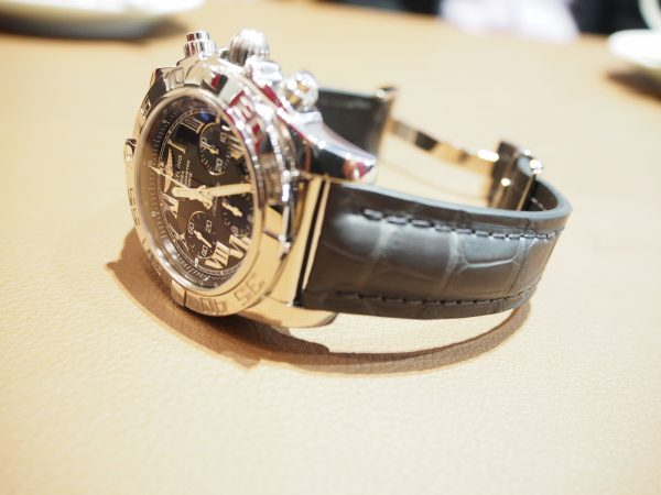 BREITLING×Jean Rousseau(ジャン・ルソー)~カッコ良さに気品をプラス!~