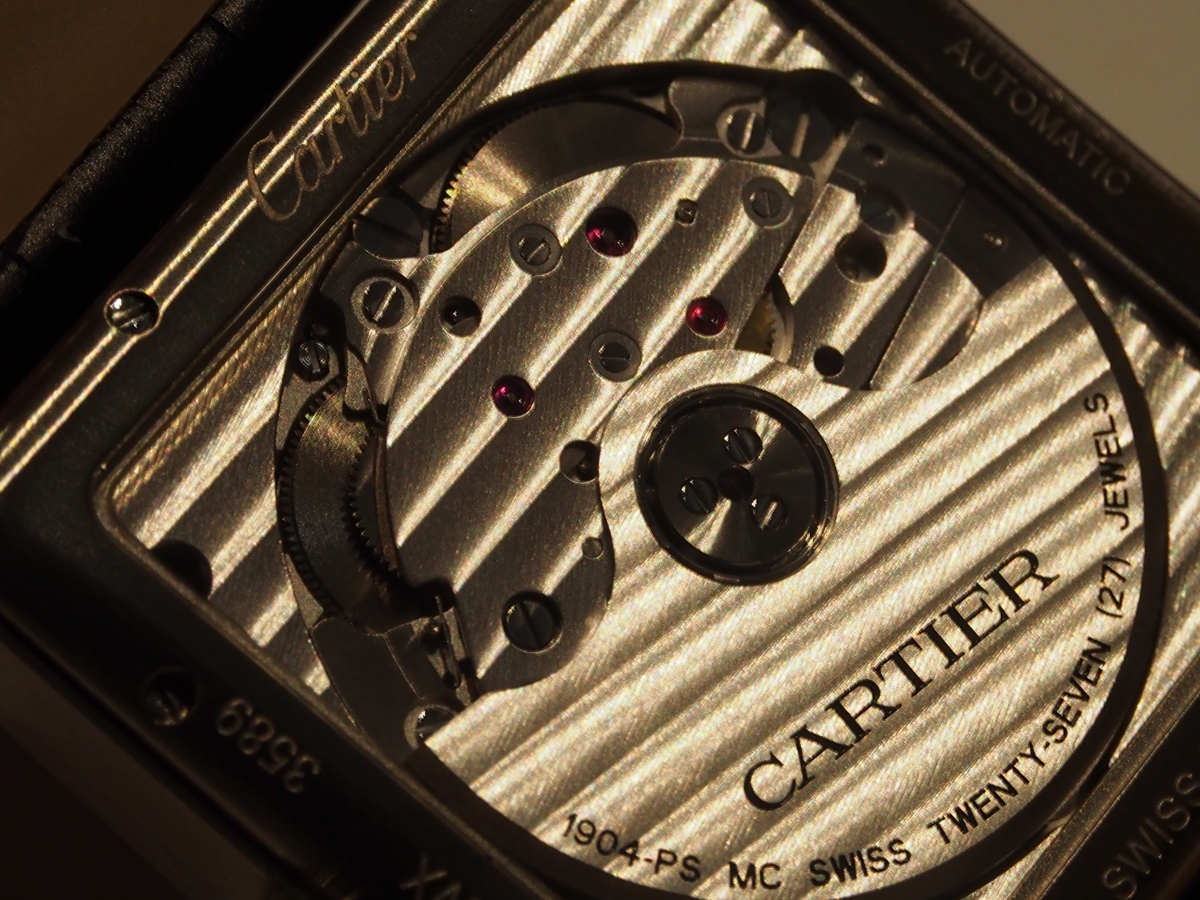 """【Cartier(カルティエ)】究極の男らしさを感じる""""タンク MC""""!"""