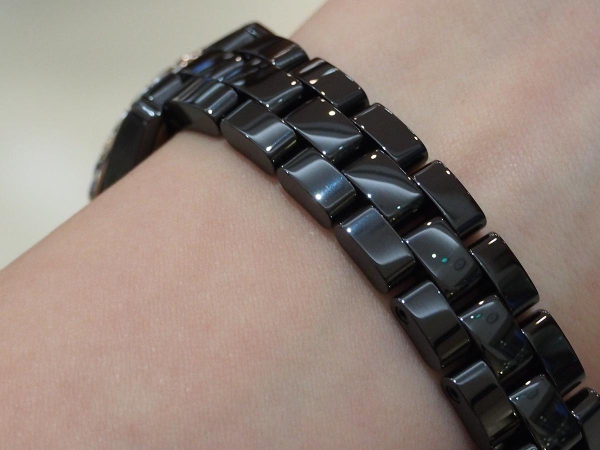 強さと美しさを纏う~シャネル/J12ブラック ダイヤモンド