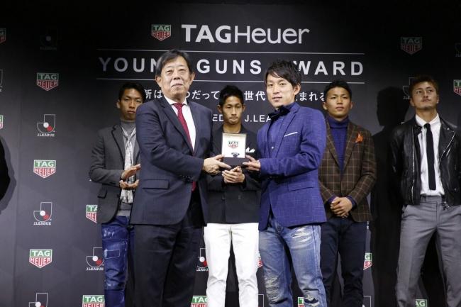 先日、TAG Heuer YOUNG GUNS AWARD (タグ・ホイヤー ヤングガン アワード)の発表が行われました!
