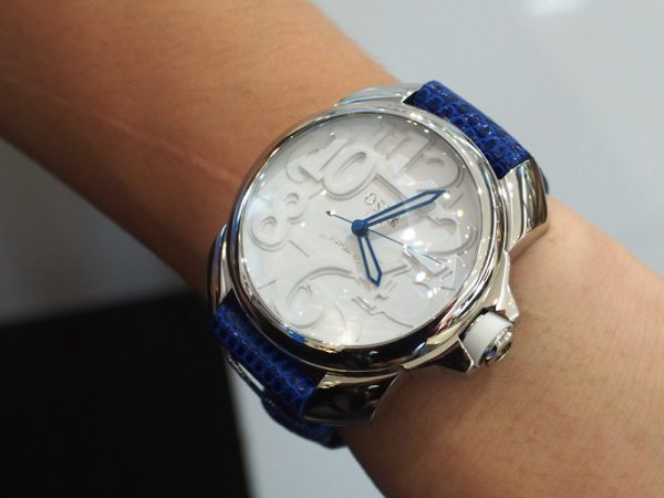 夏につけたい時計ナンバー1!オッソイタリィもジャン・ルソーで変身☆