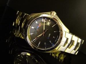 ビジネスマンにピッタリなクォーツ時計
