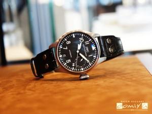 迫力あるパイロットウォッチ IW500901