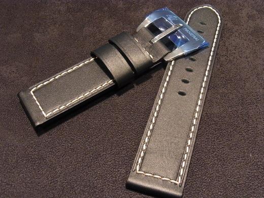 PANERAI カーフ 縫合式ストラップ