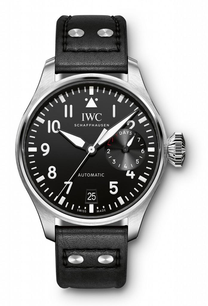 IWC 2016年新作モデルをおさらい ビッグ・パイロット・ウォッチもリニューアルされます!