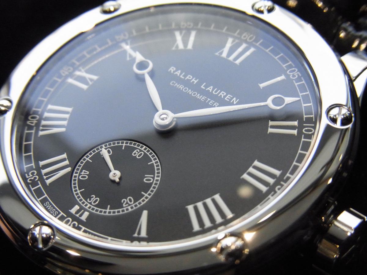 紳士的な腕時計~RALPH LAUREN~