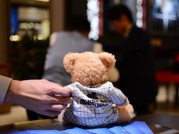 今日のoomiya大阪心斎橋店は、週末の出来事♪
