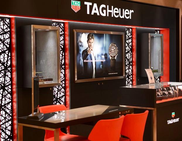 タグホイヤーは大阪心斎橋にある当店で♪今日のタグホイヤーは、3月の値上げ前にフェア開催中です!