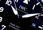 IWC チタンケースが渋い!視認性が抜群に高い「パイロット・ウォッチ・マーク18 ヘリテージ」。