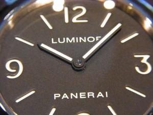 PANERAI PAM00112の針。