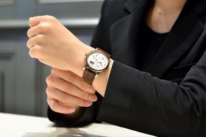 最高級機械式腕時計界のアイコンモデル(Ref.LS1014AD 101.032)