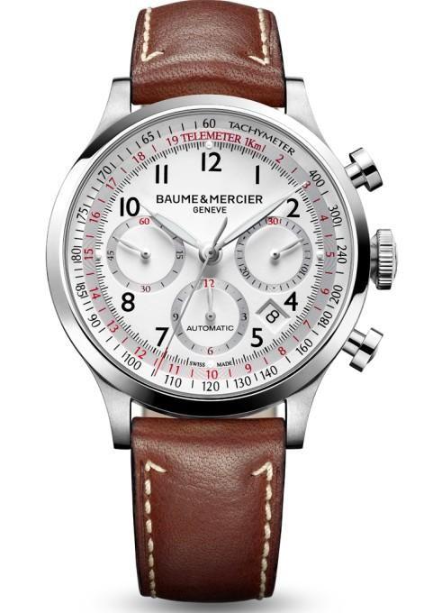 BAUME&MERCIER Capeland Chronograph -42mm 価格改定