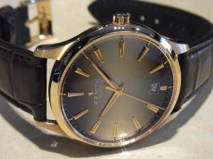 上品な大人の時計~ZENITH~