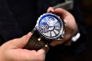 World Watch Fair 2014 続々と珍しいモデルが入荷しております。
