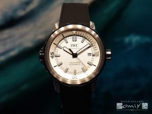 ラバーストラップの時計 IW329003