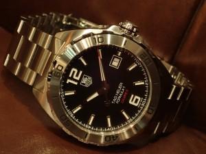 初めての機械式時計をお探しの方に TAG Heuer