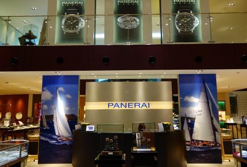 PANERAI FAIR開催中です。