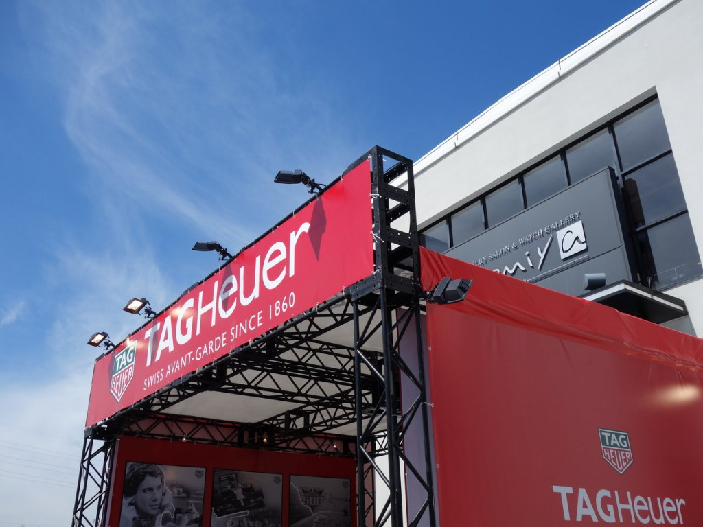 TAG HEUER DAY 2015 – 3日目