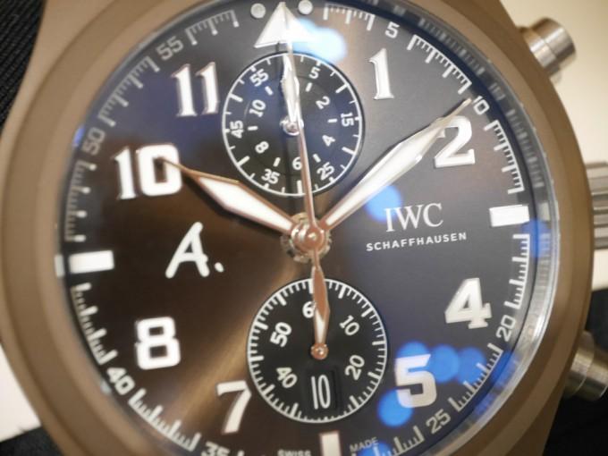 IWCから2015年限定モデルが入荷いたしました。IW388004