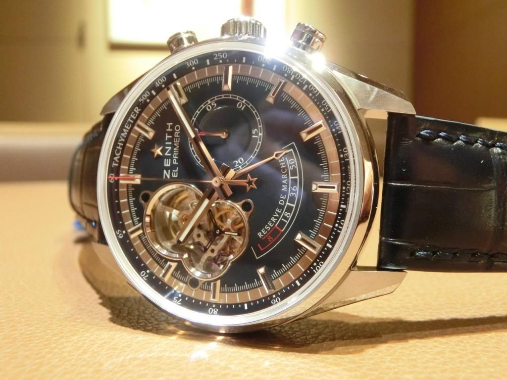 ゼニスフェア最終日にご紹介する時計