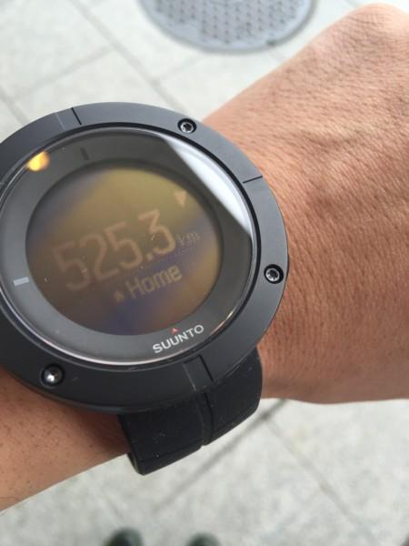 GPSウォッチ スント・カイラッシュと共に鹿児島店へ