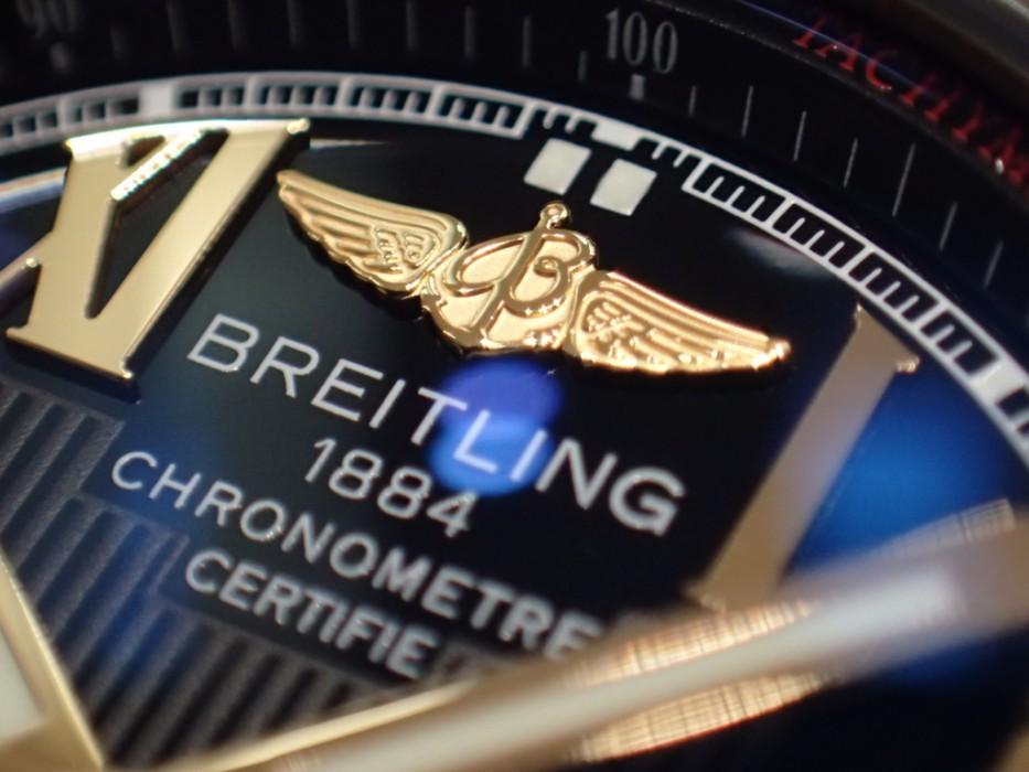 ブライトリング フラッグシップモデル クロノマット44