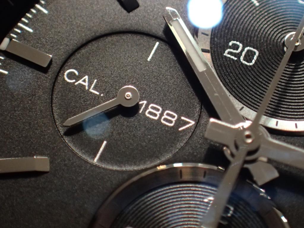 タグ・ホイヤーを代表する人気モデル カレラ1887クロノグラフ CAR2110.BA0724
