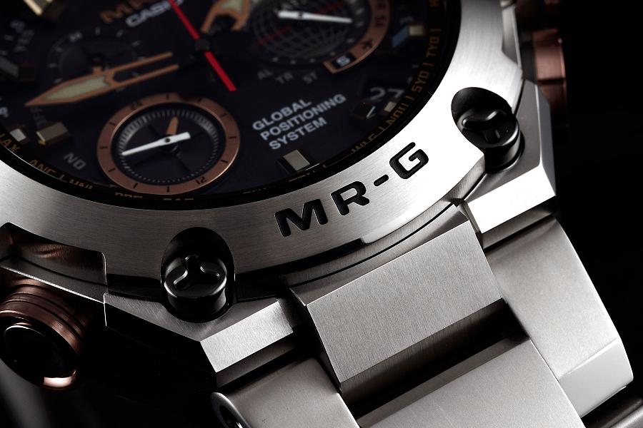 G-SHOCKの最上級ラインMR-G「MRG-G1000」シリーズが入荷してきました!