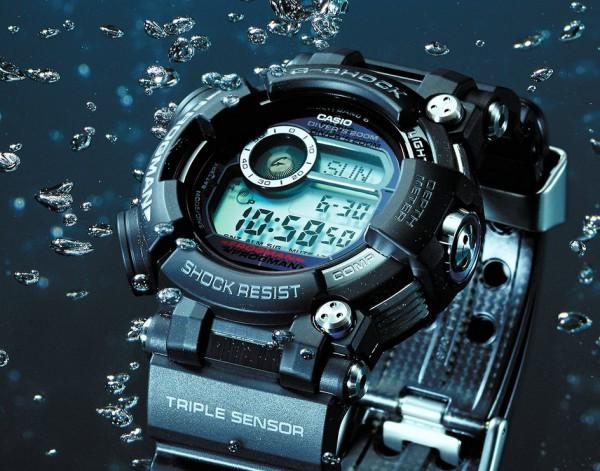 G-SHOCK ダイバーズウオッチとしての進化を極めた、 New FROGMAN「GWF-D1000シリーズ」発売開始