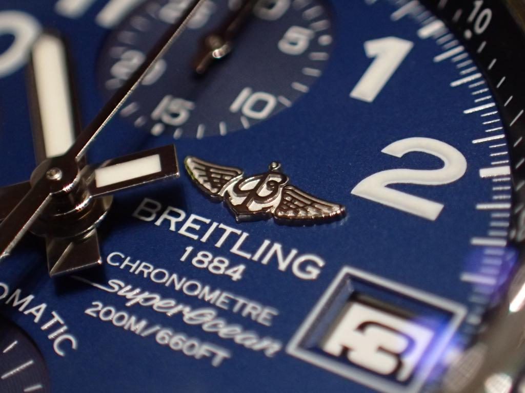 ブライトリング 2016年新作モデル スーパーオーシャン クロノグラフ42 入荷しました