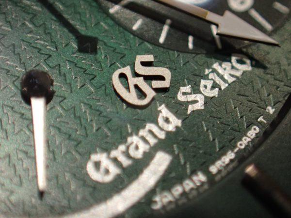 グランドセイコー 2016年新作モデル 『BLACK CERAMICS』入荷しました! SBGC015&SBGC017