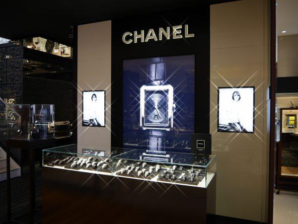 稀少なダイヤモンドコレクションも多数入荷し「CHANEL Fair」スタートしました!