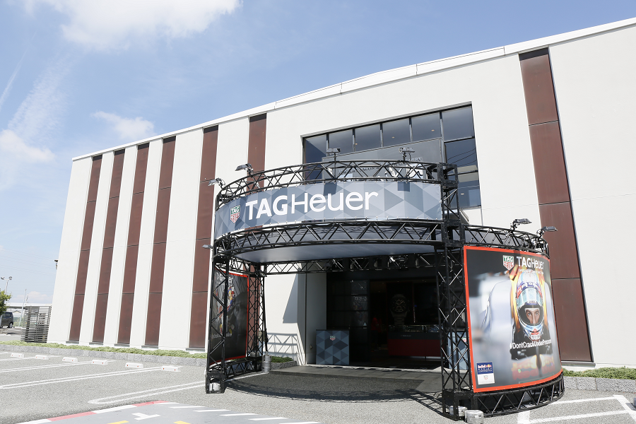 TAG HEUER DAY 2016 – タグ・ホイヤー デイ 2016 ありがとうございました!