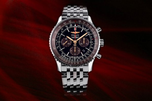 BREITLING NAVITIMER 01 46MM LIMITED EDITION入荷しております。