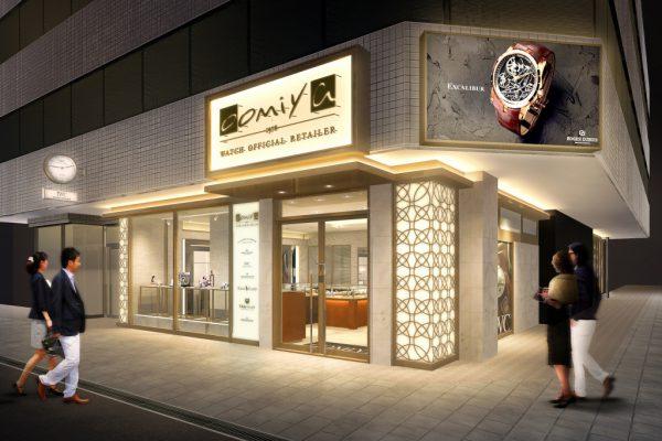 いよいよ明日!12月10日(土)大阪心斎橋店リニューアルオープン!