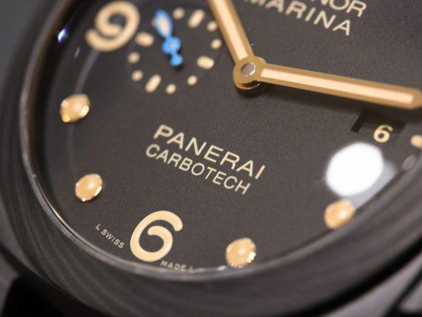 パネライ ルミノール マリーナ 1950 カーボテック™入荷しました PAM00661