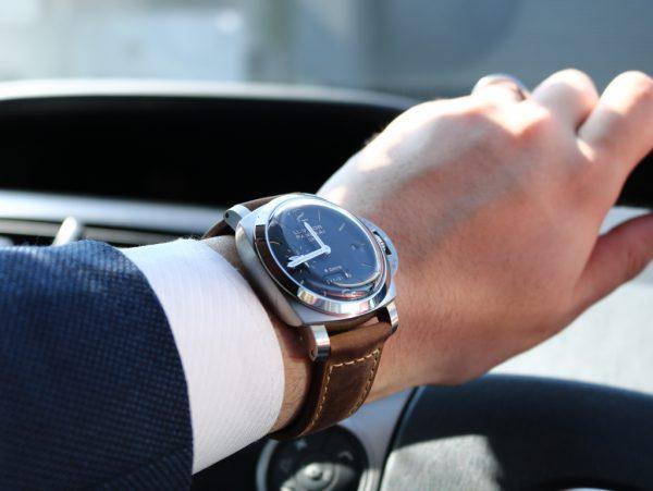 腕時計のある日常をご紹介