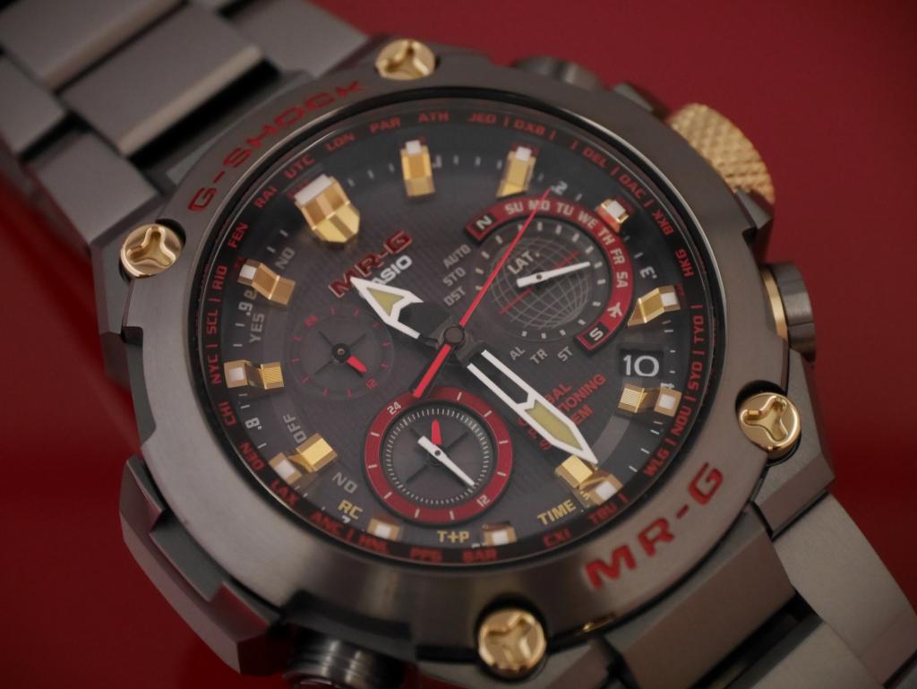 G-SHOCKの最上級ラインMR-G『MRG-G1000&G2000』シリーズの入荷情報