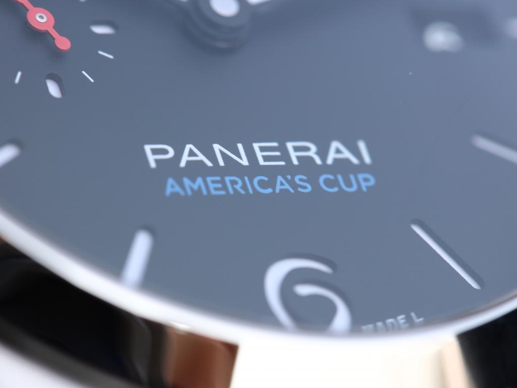 パネライ 2017年新作モデル ルミノール マリーナ 1950 ソフトバンク・チーム・ジャパン PAM00732